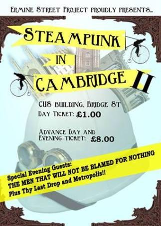 steampunk Cambridge 2014