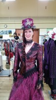 steampunk top hat chaos thoery