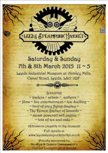 Flyer for Leeds Please help us get it out there to build this fab event