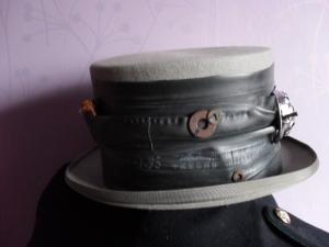 Diesel Punk Top Hat.
