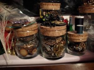 little jars of inspiration