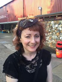 fascinator finds new home